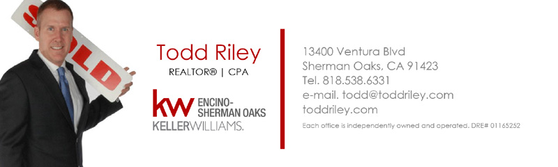 Todd Riley - Valley Village Real Estate Agent